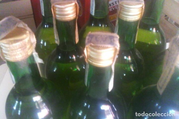 Coleccionismo de vinos y licores: ABSENTA 55º - MONTAÑA - GRANOLLERS - 10 BOTELLAS . - Foto 10 - 161234106