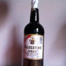 Collezionismo di vini e liquori: BOTELLA 1 LITRO. JEREZ DULCE. VALDESPINO. Lote 166927865