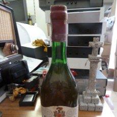 Coleccionismo de vinos y licores: BOTELLA DE VINO RIOJA PRIVILEGIO DEL REY SANCHO COSECHA DE 1975 PRECINTADA. Lote 167145736