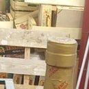 Coleccionismo de vinos y licores: BRANDY, TERRY JUNIOR, VER FOTOS.. Lote 167562524