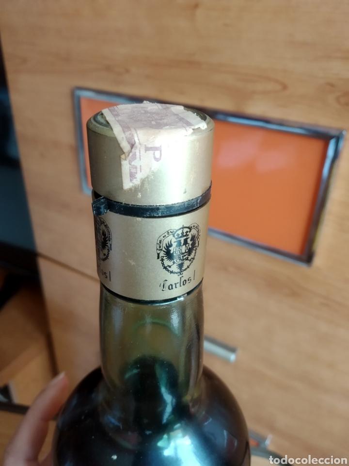 Coleccionismo de vinos y licores: Carlos I Brandy Solera Especial - Foto 5 - 167847778
