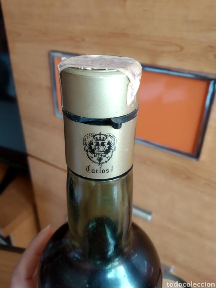 Coleccionismo de vinos y licores: Carlos I Brandy Solera Especial - Foto 6 - 167847778