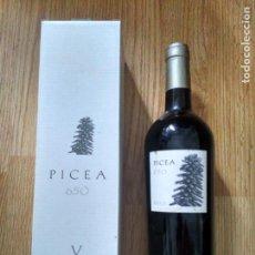 Coleccionismo de vinos y licores: BOTELLA DE VINO PICEA 650 AÑO 2003. Lote 169138616