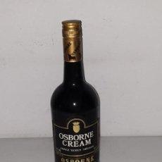 Coleccionismo de vinos y licores: OSBORNE CREAM. Lote 169921220