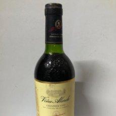 Coleccionismo de vinos y licores: BOTELLA DE RIOJA. VIÑA ALARDE. CRIANZA 1999. BERBERANA. 75 CL. 12.5% VOL.. Lote 170059488