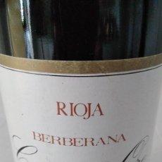 Coleccionismo de vinos y licores: CARTA DE ORO CRIANZA 1970 - RIOJA - BOTELLA VINO 75CL. Lote 171987094