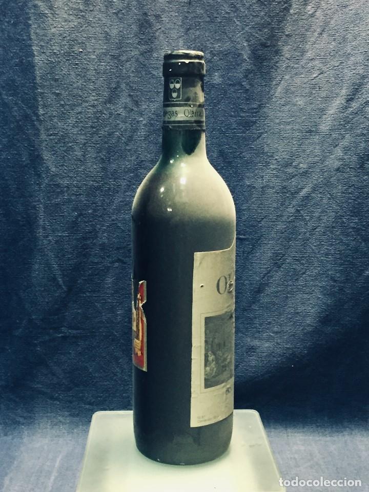 Coleccionismo de vinos y licores: BOTELLA RIOJA OLARRA TINTO - Foto 3 - 173080987