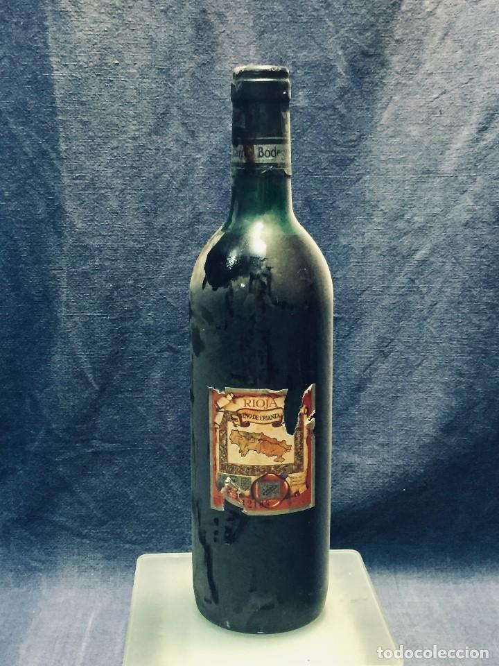 Coleccionismo de vinos y licores: BOTELLA RIOJA OLARRA TINTO - Foto 6 - 173080987