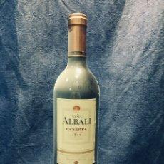 Coleccionismo de vinos y licores: BOTELLA RIOJA VINO VIÑA ALBALI RESERVA 1990. Lote 231322645