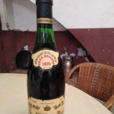 Coleccionismo de vinos y licores: BOTELLA RIOJA MONTE REAL GRAN RESERVA 1970. Lote 173770727
