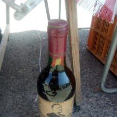 Coleccionismo de vinos y licores: BOTELLA DE VINO BLAS PIÑAR. Lote 174010125