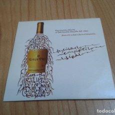 Coleccionismo de vinos y licores: UNA PUERTA ABIERTA AL FASCINANTE MUNDO DEL VINO -- CAMPO VIEJO -- RIOJA -- ESPAÑA -- CD. Lote 174066165