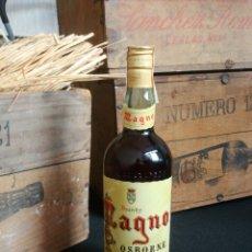 Coleccionismo de vinos y licores: BRANDY MAGNO (4 PTAS) OSBORNE PUERTO DE SANTA MARIA. Lote 174076722