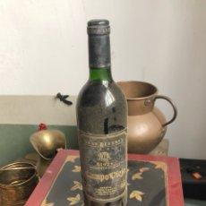 Coleccionismo de vinos y licores: BOTELLA DE VINO CAMPO VIEJO GRAN RESERVA 1981 , PROVIENE DE BODEGA PARTICULAR. Lote 175757477