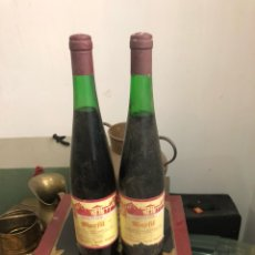 Coleccionismo de vinos y licores: LOTE DE DOS BOTELLAS DE VINO MARFIL 1978, PROVIENE DE BODEGA PARTICULAR. Lote 175888368