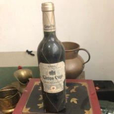 Coleccionismo de vinos y licores: BOTELLA DE VINO GRAN RESERVA CAMPO VIEJO 1995 , PROVIENE DE BODEGA PARTICULAR. Lote 175890382