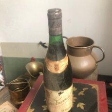 Coleccionismo de vinos y licores: MAGNIFICA BOTELLA DE VINO VIÑA TURZABALLA GRAN RESERVA 1970, PROVIENE DE BODEGA PARTICULAR. Lote 175962635