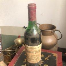 Coleccionismo de vinos y licores: BOTELLA DE VINO ALMENARA DEL BIERZO COSECHA 1980, PROVIENE DE BODEGA PARTICULAR. Lote 175964369