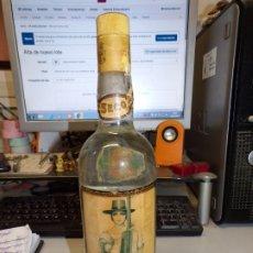 Coleccionismo de vinos y licores: BOTELLA DE ANÍS SECO LA CORDOBESA, LLENA . Lote 176056975