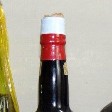 Coleccionismo de vinos y licores: VINO AMONTILLADO, JANDILLA, MARCHANUDO, DOMECQ, JEREZ DE LA FRONTERA, LLENA Y PRECINTADA.W. Lote 176532602