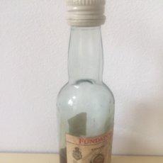 Coleccionismo de vinos y licores: MINI BOTELLA. Lote 176603328