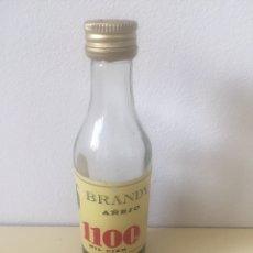 Coleccionismo de vinos y licores: MINI BOTELLA. Lote 176604622
