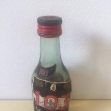 Coleccionismo de vinos y licores: MINI BOTELLA. Lote 176604785