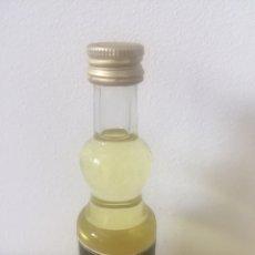 Coleccionismo de vinos y licores: MINI BOTELLA. Lote 176604843