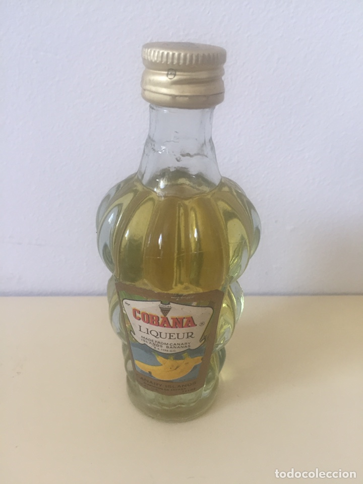 MINI BOTELLA (Coleccionismo - Botellas y Bebidas - Vinos, Licores y Aguardientes)