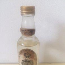 Coleccionismo de vinos y licores: MINI BOTELLA. Lote 176606315