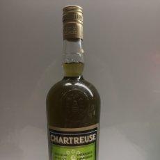Coleccionismo de vinos y licores: CHARTREUSE VERDE. Lote 176786414