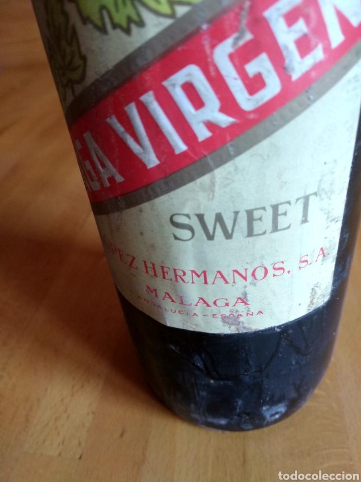 Coleccionismo de vinos y licores: Malaga Virgen - Foto 4 - 176925247
