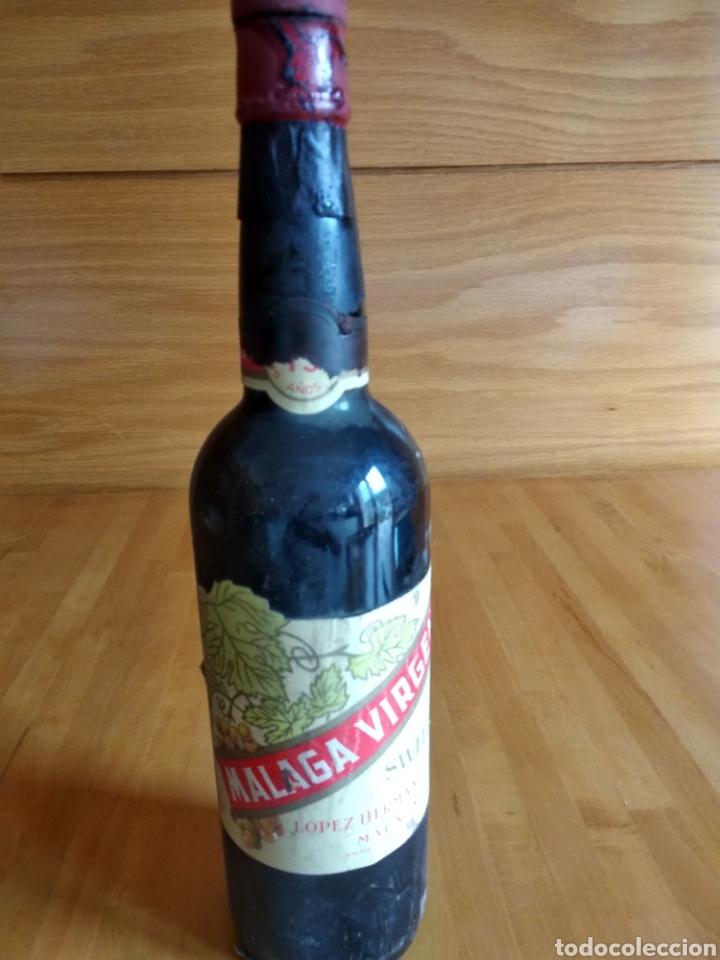 Coleccionismo de vinos y licores: Malaga Virgen - Foto 5 - 176925247