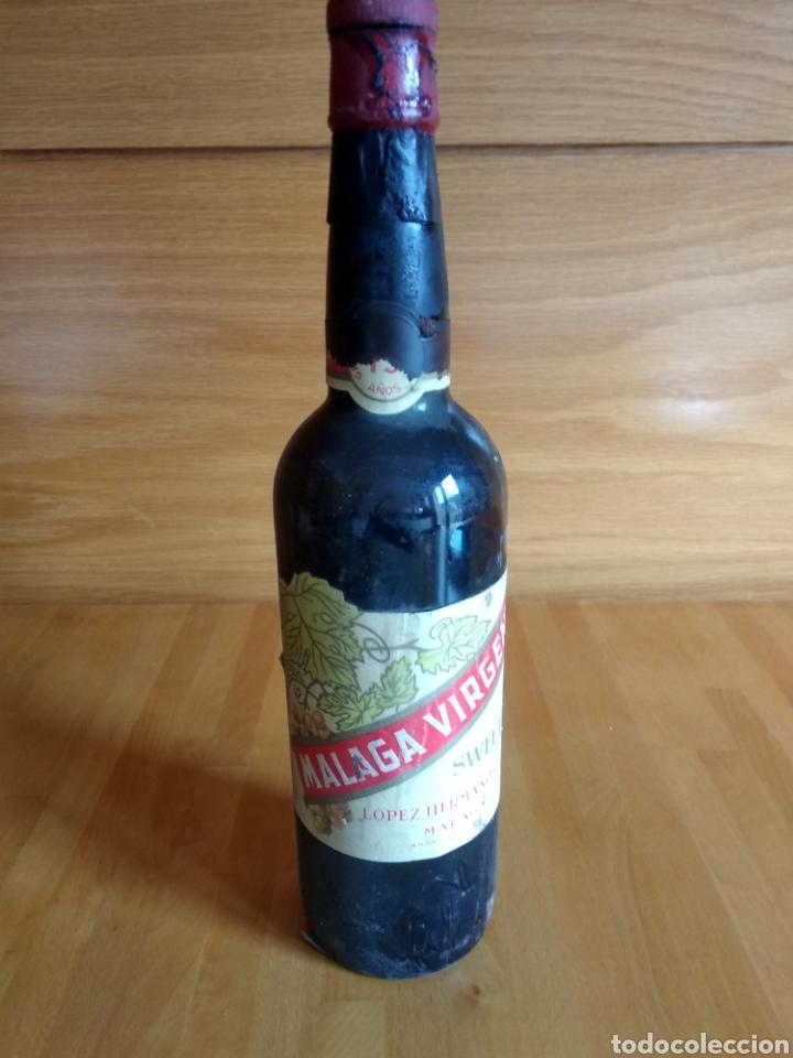 MALAGA VIRGEN (Coleccionismo - Botellas y Bebidas - Vinos, Licores y Aguardientes)