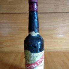 Coleccionismo de vinos y licores: MALAGA VIRGEN. Lote 176925247