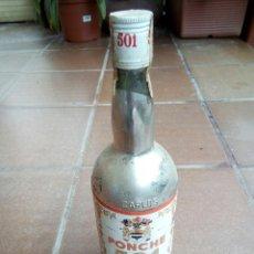 Coleccionismo de vinos y licores: BOTELLA DE PONCHE 501. Lote 176990414