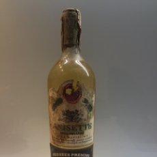 Coleccionismo de vinos y licores: ANISETTE MOLLFULLEDA. Lote 176997292