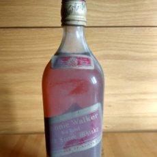 Coleccionismo de vinos y licores: JOHNNIE WALKER RED LABEL. Lote 177054097