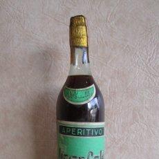 Coleccionismo de vinos y licores: ANTIGUA BOTELLA DE LICOR CAFE R.PASTOR ALCOY . Lote 177607049