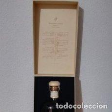 Coleccionismo de vinos y licores: BOTELLA DE BRANDY DE JEREZ FERNANDO DE CASTILLA SELECTO COLECCIÓN SOLERA GRAN RESERVA. Lote 177619580