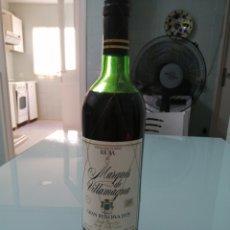 Coleccionismo de vinos y licores: BOTELLA GRAN RESERVA MARQUÉS DE VILLAMAGNA DE 1975. SOBERBIO ESTADO DE CONSERVACIÓN, COMO SE VE.. Lote 177721232