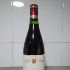 Coleccionismo de vinos y licores: CVNE CUARTO AÑO. CUNE. RIOJA AÑOS 70. BOTELLA VINO.. Lote 177728015