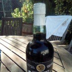 Coleccionismo de vinos y licores: BOTELLA DE VINO NIU OR. Lote 177896153
