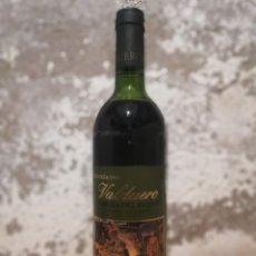 Coleccionismo de vinos y licores: BOTELLA DE VINO RIBERA DEL DUERO VALDUERO CRIANZA 1994. Lote 178160463