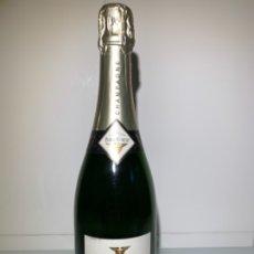 Coleccionismo de vinos y licores: CHAMPAGNE PIERRE MONCUIT HUGUES DE COULMET. Lote 178328695