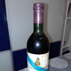 Coleccionismo de vinos y licores: FEDERICO PATERNINA BANDA AZUÑ OLLAURI 4° AÑO. Lote 178607426