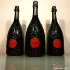 Coleccionismo de vinos y licores: LOTE 3 BOTELLAS BELLUSSI - MAGNUM - VINO ESPUMOSO - ITALIA - 3 X 1,5 LITROS. Lote 178646988
