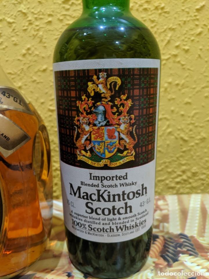 Coleccionismo de vinos y licores: whisky lote año 1970 - Foto 2 - 178827857