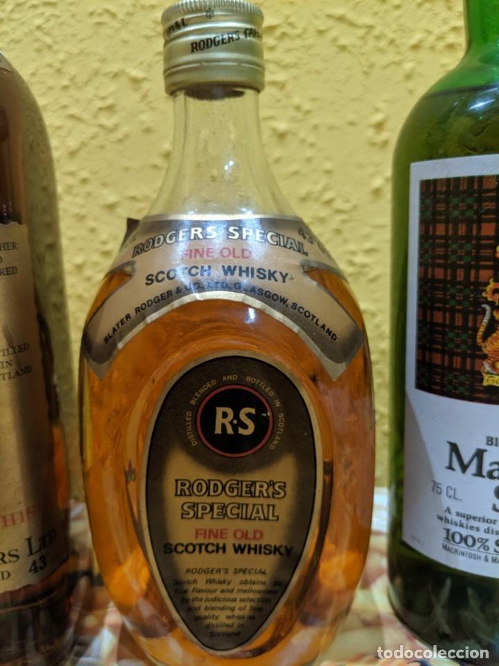 Coleccionismo de vinos y licores: whisky lote año 1970 - Foto 3 - 178827857
