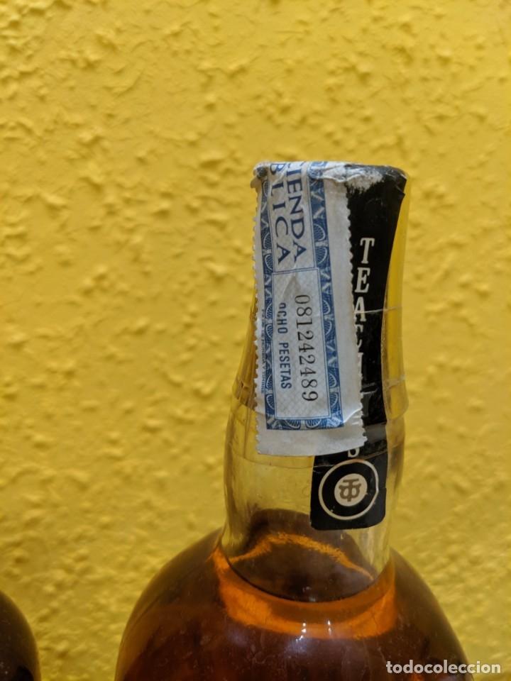 Coleccionismo de vinos y licores: whisky lote 3 botellas año 1980 - Foto 5 - 178828462
